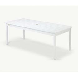 Drachmann Stół Biały 86x190 cm