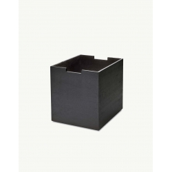 Pudełko Duże Czarne 30x36x34cm