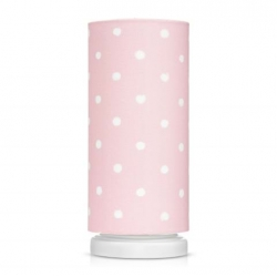 Lampka Nocna Lovely Dots Pink