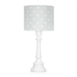 Lampa Dla Dzieci Lovely Dots Grey