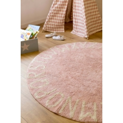Dywan ROUND ABC VINTAGE NUDE-NATURAL 150 CM