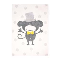 Dywan Polka Monkey