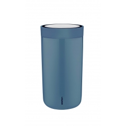 To Go Click, 0.2 l. - dusty blue