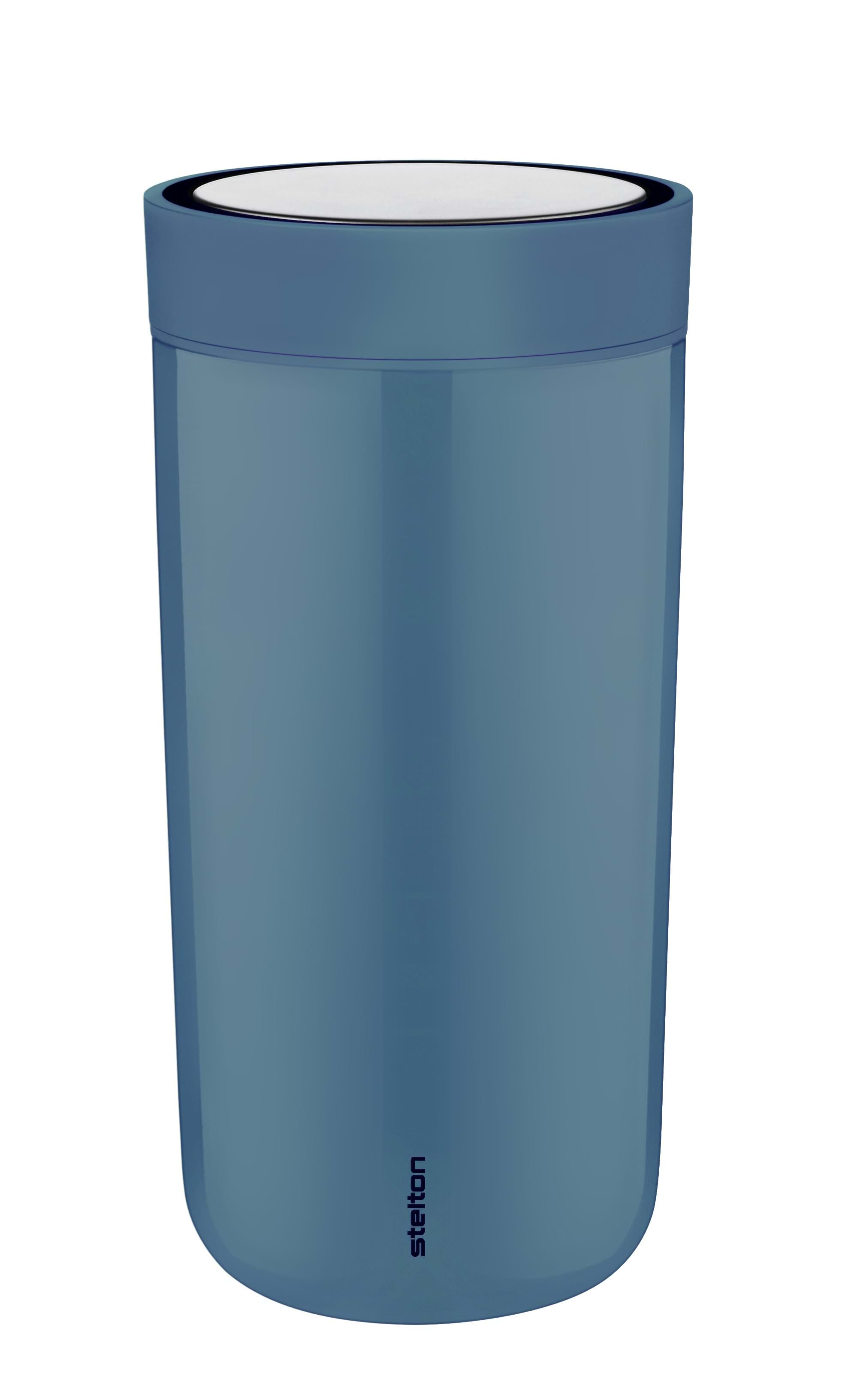 To Go Click, 0.34 l. - dusty blue