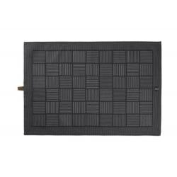 Ręcznik kuchenny ND, czarny, 50x70 cm