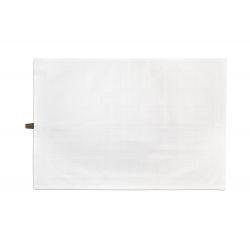 Ręcznik kuchenny ND, biały, 50x70 cm