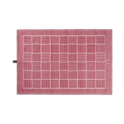 Ręcznik kuchenny ND, czerwony, 50x70 cm