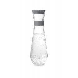 Karafka na wodę, szare zamknięcie, 0.9 l