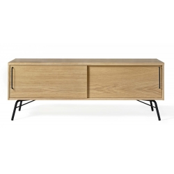Szafka Ashburn Media Unit RAL 9005