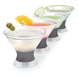 Szklanki chłodzące Martini FREEZE™ 2 szt. – Host