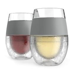 Szklanki chłodzące Wine FREEZE™ 2 szt. – Host