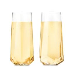 Szklanki do szampana Raye™ 2 szt. – Viski