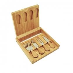 Zestaw noży w pudełku 2w1 Formaggio