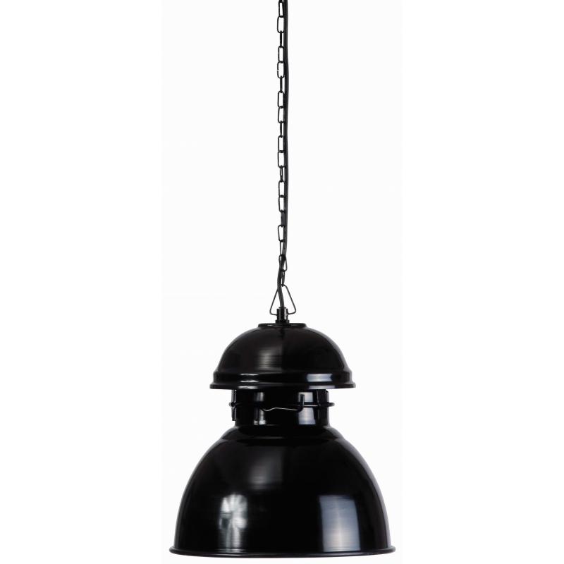 Lampa WAREHOUSE czarna, M - HK LIVING