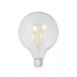 Żarówka Calex LED G125 - przeźroczysta, 4W E27