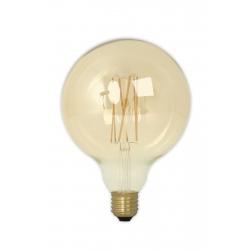 Żarówka Calex LED G125 - złota, 4W E27