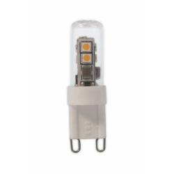 Żarówka G9 LED - przeźroczysta, 240V 2.2W