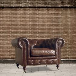 Fotel Chesterfield DB001716