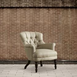 Fotel pikowany DB001998