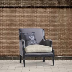 Fotel z poduszką DB002973
