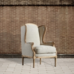 Fotel dębowy DB003702
