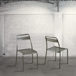 Krzesło metalowe DB004062
