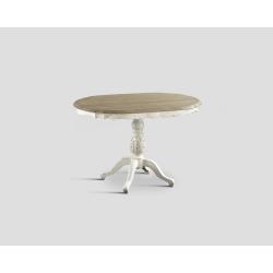 Stół owalny - dębowy blat DB001598