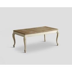 Stół rozkładany - dębowy blat DB001494