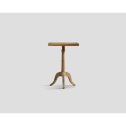 Kwadratowy stolik okazjonalny blat z mozaiką DB002359