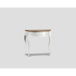 Konsola z szufladą - biała DB004616