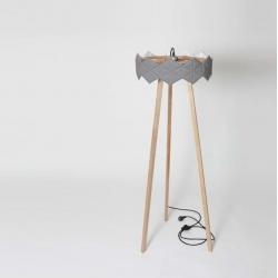 Lampa podłogowa Kukka02