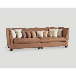 Sofa czteroosobowa - dzielona na dwie DB004710