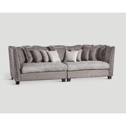 Sofa czteroosobowa - dzielona na dwie DB004713