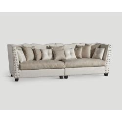 Sofa czteroosobowa - dzielona na dwie DB004712