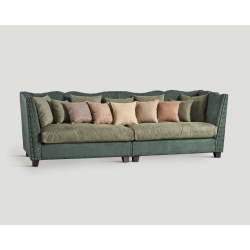 Sofa czteroosobowa - dzielona na dwie DB004711