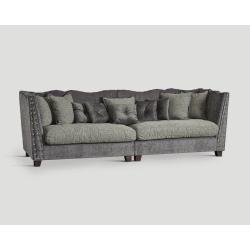 Sofa czteroosobowa - dzielona na dwie DB004709