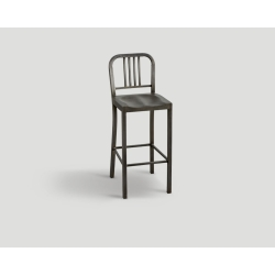 Stołek barowy - metalowy DB003554