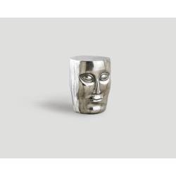 Stołek aluminiowy/stolik okazjonalny DB003204