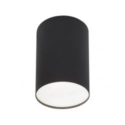 Lampa stropowa POINT PLEXI BLACK L