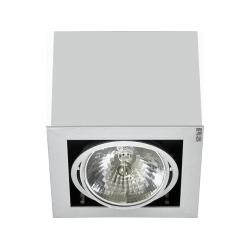 Lampa stropowa BOX gray I