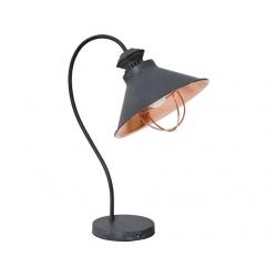 Lampa biurkowa LOFT TAUPE