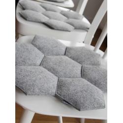 Poduszka na krzesło Plaster