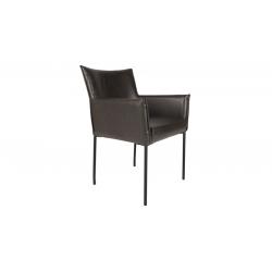 Fotel DION - czarny