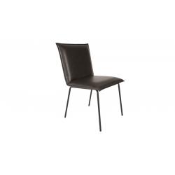 Krzesło FLOKE - czarne