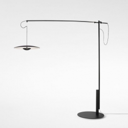 Lampa stojąca Ginger XL 42 Wenge