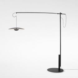 Lampa stojąca Ginger XXL 60 Wenge
