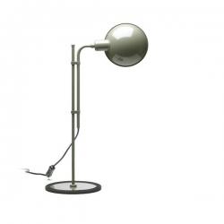 Lampa biurkowa Funiculí S szara