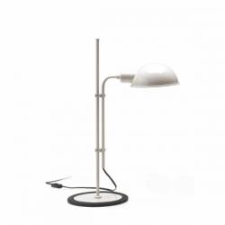 Lampa biurkowa Funiculí S biała