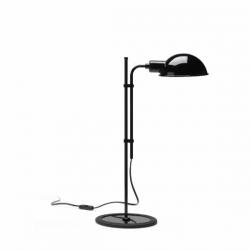 Lampa biurkowa Funiculí S czarna