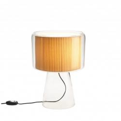Lampa stołowa Mercer Mini Natural cotton ribbon